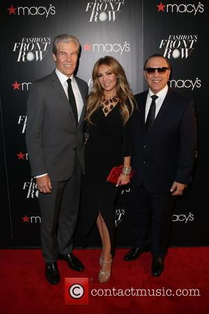 Terry Lundgren, ThalÍa and Tommy Mottola