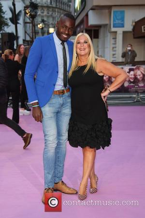 Vanessa Feltz , Ben Ofoedu - Miss You Already premiere - Arrivals - London, United Kingdom - Thursday 17th September...