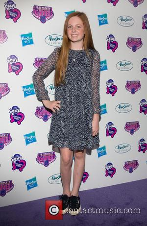Claire Foley - New York City premiere of 'My Little Pony: Equestria Girls - Friendship Games' - Arrivals at Angelica...