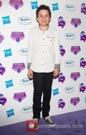 Jadon Sand - New York City premiere of 'My Little Pony: Equestria Girls - Friendship Games' - Arrivals at Angelica...
