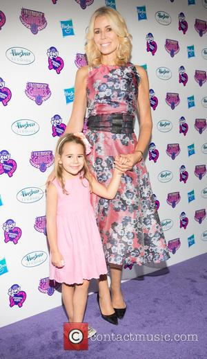 Aviva Drescher , Sienna Drescher - New York City premiere of 'My Little Pony: Equestria Girls - Friendship Games' -...