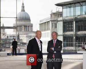 Norman Foster and Bloomberg