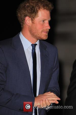 Prince Harry - Prince Harry and David Cameron  arrive at Pre Opening dinner. - London, United Kingdom - Thursday...