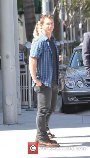Shawn Hatosy - Southland star Shawn Hatosy out for lunch in Beverly Hills - Los Angeles, California, United States -...