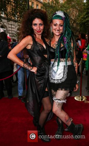 Atmosphere - The Rocky Horror Picture Show charity performance -  in aid of Amnesty International - Red Carpet Arrivals...