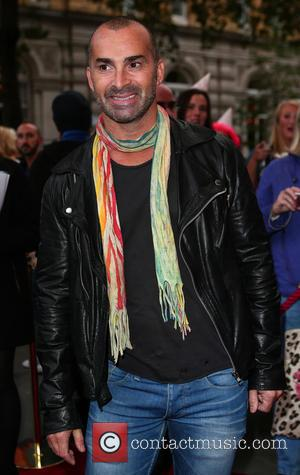 Louis Spence - The Rocky Horror Picture Show charity performance -  in aid of Amnesty International - Red Carpet...