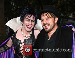 Frank n Furter , Paul Cattermole - The Rocky Horror Picture Show charity performance -  in aid of Amnesty...