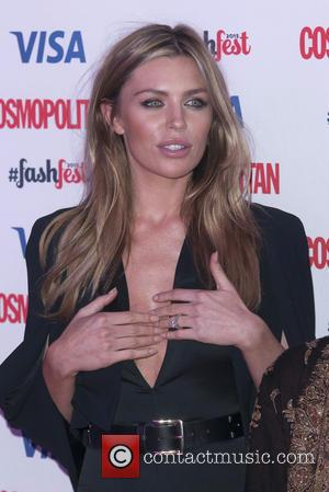 Abbey Clancy , Abbey Crouch - Catwalk to Cosmopolitan, part of Cosmopolitan FashFest, at the Battersea Evolution - Arrivals at...