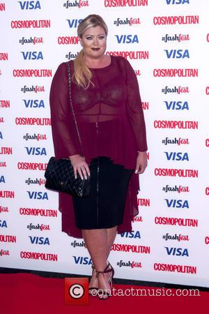 Gemma Collins - Catwalk to Cosmopolitan, part of Cosmopolitan FashFest, at the Battersea Evolution - Arrivals at Evolution - London,...