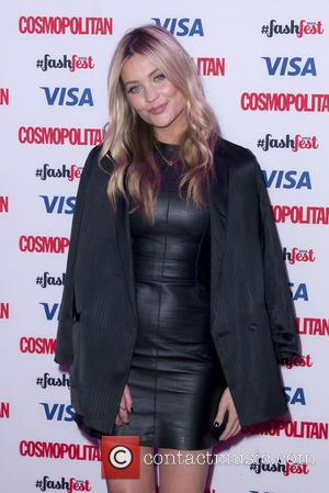 Laura Whitmore - Catwalk to Cosmopolitan, part of Cosmopolitan FashFest, at the Battersea Evolution - Arrivals at Evolution - London,...