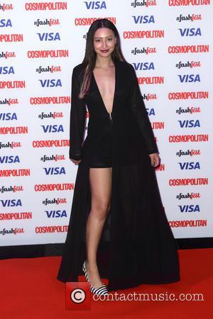 Leah Weller - Catwalk to Cosmopolitan, part of Cosmopolitan FashFest, at the Battersea Evolution - Arrivals at Evolution - London,...