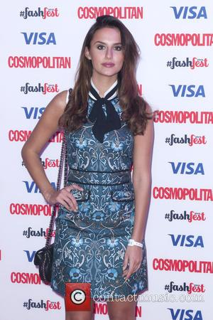 Lucy Watson - Catwalk to Cosmopolitan, part of Cosmopolitan FashFest, at the Battersea Evolution - Arrivals at Evolution - London,...