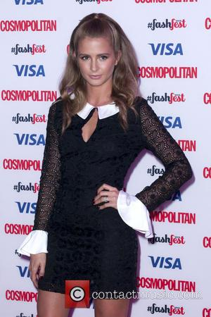 Millie Mackintosh - Catwalk to Cosmopolitan, part of Cosmopolitan FashFest, at the Battersea Evolution - Arrivals at Evolution - London,...