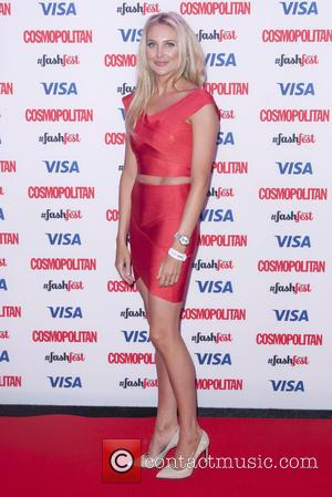 Stephanie Pratt - Catwalk to Cosmopolitan, part of Cosmopolitan FashFest, at the Battersea Evolution - Arrivals at Evolution - London,...