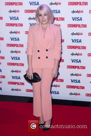 Victoria Hesketh , Little Boots - Catwalk to Cosmopolitan, part of Cosmopolitan FashFest, at the Battersea Evolution - Arrivals at...