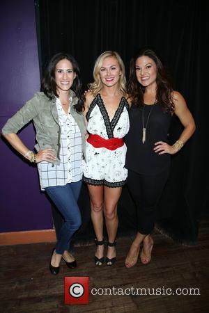 Jennifer Diamond, Laura Bell Bundy and Tracy Jai Edwards
