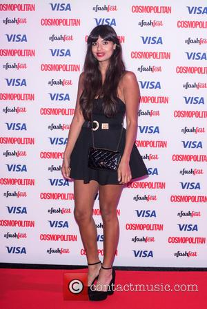 Jameela Jamil - Catwalk to Cosmopolitan (part of Cosmopolitan FashFest) at the Battersea Evolution. at Evolution - London, United Kingdom...