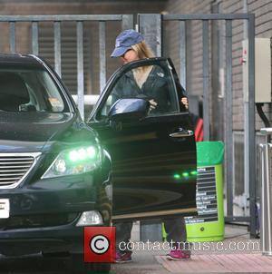 Renee Zellweger - Renee Zellweger outside ITV Studios - London, United Kingdom - Thursday 17th September 2015