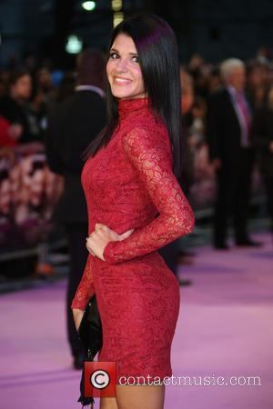 Natalie Anderson - Miss You Already premiere - Arrivals - London, United Kingdom - Thursday 17th September 2015