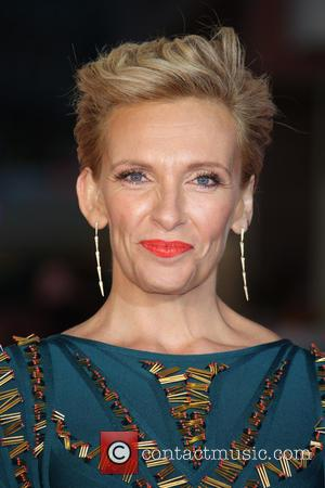 Toni Collette - Miss You Already premiere - Arrivals - London, United Kingdom - Thursday 17th September 2015