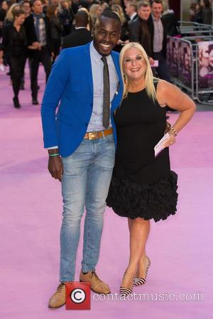 Vanessa Feltz , Ben Ofoedu - The European premiere of 'Miss You Already' held at the Vue West End -...