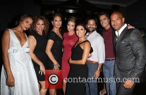 Dania Ramirez, Diana Maria Riva, Alex Meneses, Jadyn Douglas, Eva Longoria, Jose Moreno Brooks, Amaury Nolasco , Izzy Diaz -...