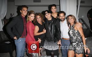 Jose Moreno Brooks, Jadyn Douglas, Diana Maria Riva, Taboo, Eva Longoria, Izzy Diaz and Lisa Vidal