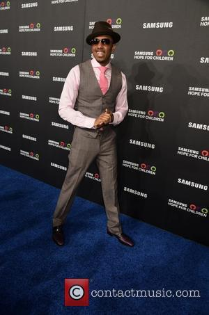 Nick Cannon - Samsung Hope For Children Gala 2015 - Red Carpet Arrivals at Hammerstein Ballroom - New York City,...