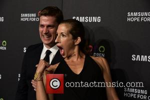 Rob Thomas and Alysia Reiner