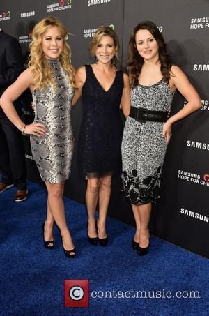 Tara Lipinski, Shannon Miller and Sasha Cohen