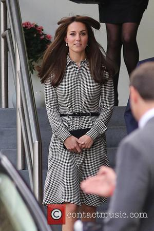 Kate Middleton - The Duchess of Cambridge visits the Anna Freud Centre - London, United Kingdom - Thursday 17th September...