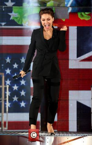 Emma Willis - 'Celebrity Big Brother' UK vs USA eviction at Celebrity Big Brother - London, United Kingdom - Friday...
