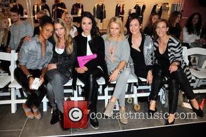 Milka Loff-fernandes, Florentine Lahme, Stephanie Stumph, Nova Meierhenrich, Maike Von Bremen and Ulrike Frank