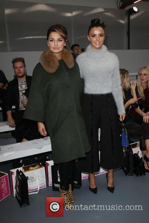Sam Faiers and Lucy Mecklenburgh