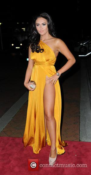 Charlotte Dawson - Celebrities arrive at the Lowry Hotel for the Manchester Evening News Diary Party - Manchester, United Kingdom...