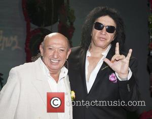 Gene Simmons and Francis Montesino