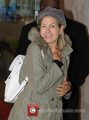 Penny Smith - Penny Smith at the BBC Radio 1 studios - London, United Kingdom - Friday 18th September 2015