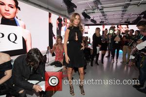 Millie Mackintosh - LFW S/S: PPQ front row - London, United Kingdom - Friday 18th September 2015