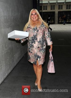 Vanessa Feltz - Vanessa Feltz spotted at BBC Radio - London, United Kingdom - Friday 18th September 2015