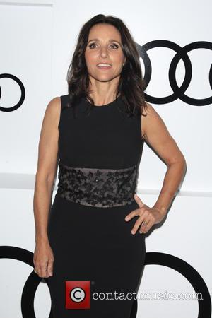 Julia Louis-Dreyfus - Audi celebrates Emmys Week 2015 held at Cecconi's restaurant in West Hollywood at Cecconi's - Los Angeles,...
