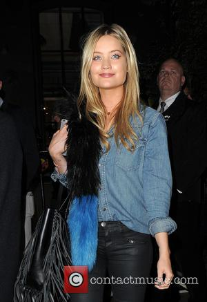 Laura Whitmore - London Fashion Week Spring/Summer 2016 - Minnie: Style Icon launch - Arrivals at London Fashion Week -...