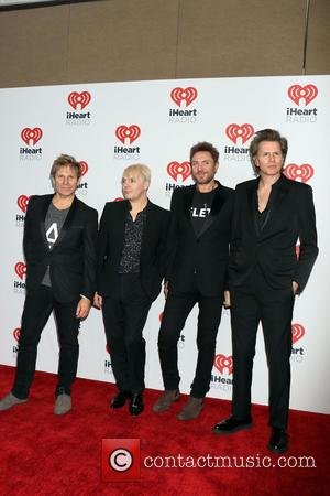 Duran Duran - IHeartRadio Music Festival 2015 held at MGM Grand Garden Arena - Day 1 - Las Vegas, Nevada,...