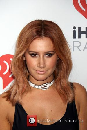 Ashley Tisdale - IHeartRadio Music Festival 2015 held at MGM Grand Garden Arena - Day 1 - Las Vegas, Nevada,...