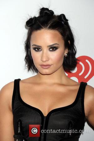 Demi Lovato - IHeartRadio Music Festival 2015 held at MGM Grand Garden Arena - Day 1 - Las Vegas, Nevada,...