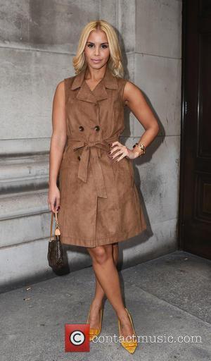 Shanie Ryan - London Fashion Week Spring/Summer 2016  - Pam Hogg - Outside at London Fashion Week - London,...