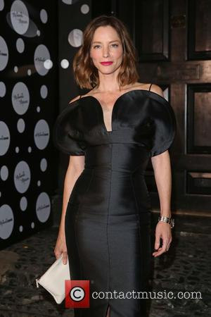 Sienna Guillory - Minnie: Style Icon launch at Blacks Club, as part of London Fashion Week at London Fashion Week...