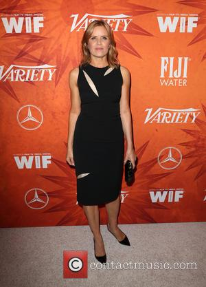 Kim Dickens - Variety and Women in Film Pre-Emmy Celebration Party sponsored by Mercedes-Benz and Fiji Water at Gracias Madre...