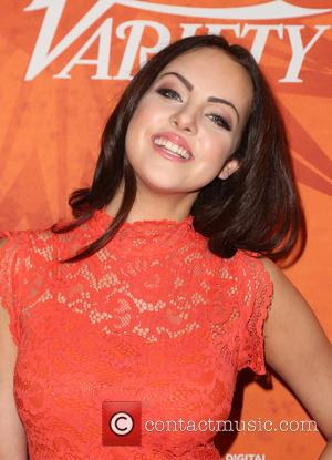 Elizabeth Gillies - Variety and Women in Film Pre-Emmy Celebration Party sponsored by Mercedes-Benz and Fiji Water at Gracias Madre...