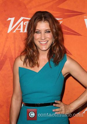Kate Walsh - Variety and Women in Film Pre-Emmy Celebration Party sponsored by Mercedes-Benz and Fiji Water at Gracias Madre...