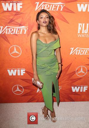 Kat Graham - Variety and Women in Film Pre-Emmy Celebration Party sponsored by Mercedes-Benz and Fiji Water at Gracias Madre...